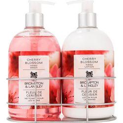 Brompton & Langley Cherry Blossom Hand Wash & Lotion
