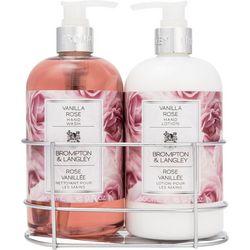 Brompton & Langley Vanilla Rose Hand Wash & Lotion