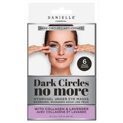 Danielle Hydrogel Dark Circles No More Under Eye Masks