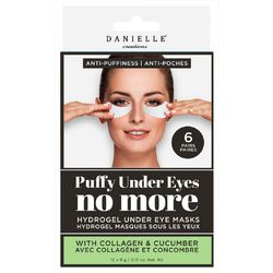 Danielle Hydrogel Anti-Puffiness Under Eye Masks