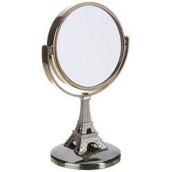 Danielle Bronze Tone Eiffel Tower Mini Mirror