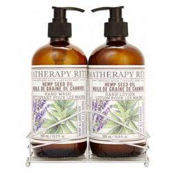 Aromatherapy Rituals Hemp & Lavender Hand Wash &