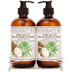Aromatherapy Rituals Hemp & Coconut Hand Wash &