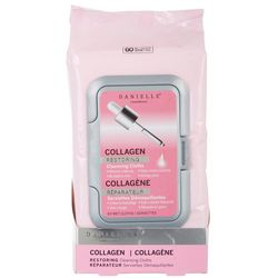 Danielle Restoring Collagen Facial Wipes