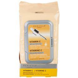Danielle Brightening Vitamin C Facial Wipes