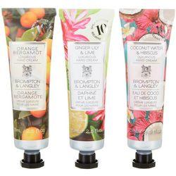 Brompton & Langley 3-pc. Fruit Hand Cream Collection