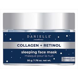 Danielle Collagen + Retinol Sleeping Face Mask