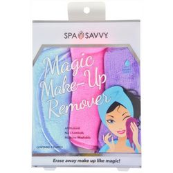 Spa Savvy Magic Make-Up Remover