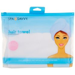 Spa Savvy Microfiber Hair Towel