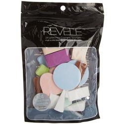 Revele 24-pk. Latex-Free Cosmetic Sponges