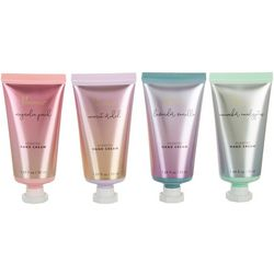 Lila Grace Healing Hands 4-pc. Hand Cream Collection