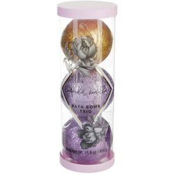 Lila Grace 3-pc. Lavender Vanilla Bath Bomb Set
