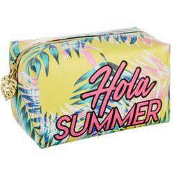 Jade & Deer Hola Summer Loaf Cosmetic Bag