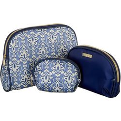 Adrienne Vittadini 3-pc. Roslyn Dome Travel Bag Set