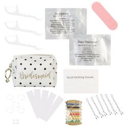 Jade & Deer Printed Bag Bride Emergency Kit