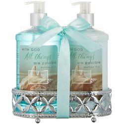 Simple Pleasures Ocean Mist Soap & Lotion Set