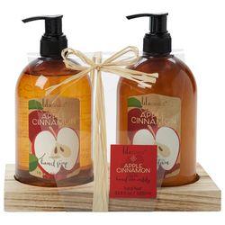 Lila Grace Apple Cinnamon Hand Soap & Hand Lotion