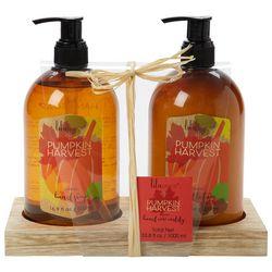 Simple Pleasures Pumpkin Harvest Soap & Lotion