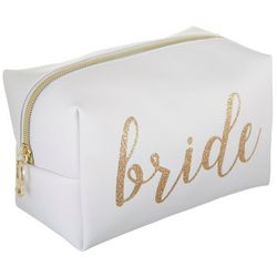 Jade & Deer Bride Cosmetic Bag