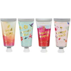 Simple Pleasures Tropical 4-pc. Hand Lotion Collection