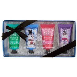 Simple Pleasures 4-pc. Holiday Snowman Hand Cream Set