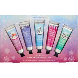 Simple Pleasures 5-pc. Wintery Holiday Hand Cream Set