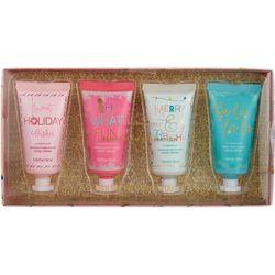 Simple Pleasures 4-pc. Holiday Hand Cream Set