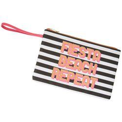 Jade & Deer Fiesta Beach Repeat Bikini Bag