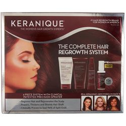 Keranique Complete 4-Pc. Hair Regrowth System