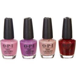 OPI Peru Nail Polish Collection