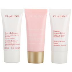 Clarins Womens 3-pc. Multi-Active Anti-Aging Skin Care Set