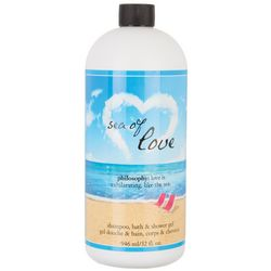 Philosophy Sea Of Love Shampoo & Shower Gel