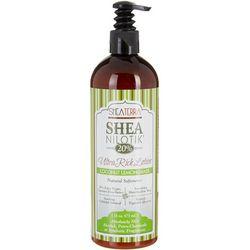 Shea Terra Ultra Rich Coconut Lemongrass Body Lotion