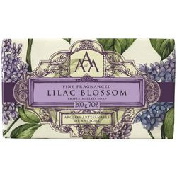 AAA Floral Lilac Blossom Bar Soap