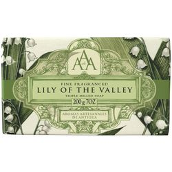 AAA Floral Lily Of The Valley Bar Soap