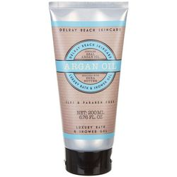 Delray Beach Skincare Argan Oil Bath & Shower Gel