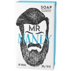 Mr. Beard Mens Manly Bar Soap