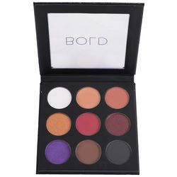 Profusion Bold Nine Color Eyeshadow Palette