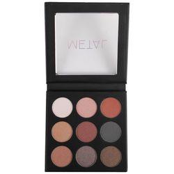 Profusion Metal Nine Color Eyeshadow Palette