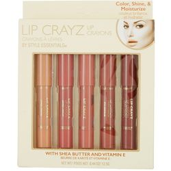 Style Essentials 5-pc. Lip Crayz Lip Crayons