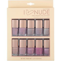 Style Essentials I Heart Nude Nail Polish Collection