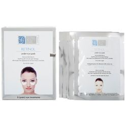 Global Beauty Care Premium Retinol Under-Eye Pads
