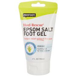 ProFoot Heel Rescue Epsom Salt Foot Gel