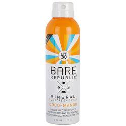 Bare Republic Coco Mango SPF 30 Mineral Sunscreen Spray