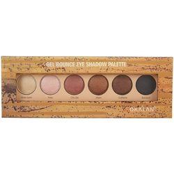 Okalan Gel Bounce Soft Eyeshadow Palette
