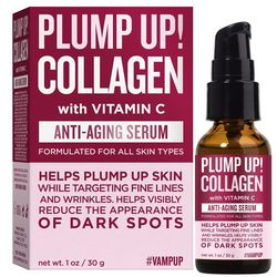 Vamp Up Plump Up Collagen Anti-Aging Serum
