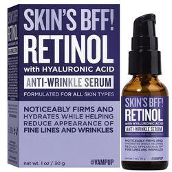Vamp Up Skin's BFF Retinol Anti-Wrinkle Serum
