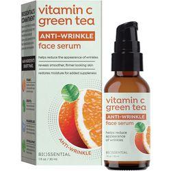 Bioessential Vitamin C Green Tea Anti-Wrinkle Face Serum