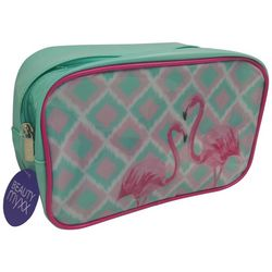Accessory Myxx Pink Flamingo Cosmetic Bag