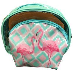Accessory Myxx Flamingo Cosmetic Bag Set
